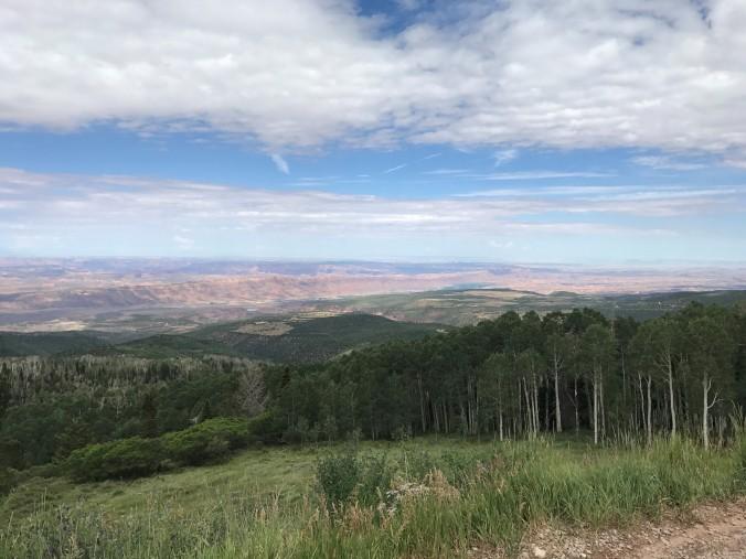 approaching moab