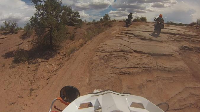 Moab trail 2