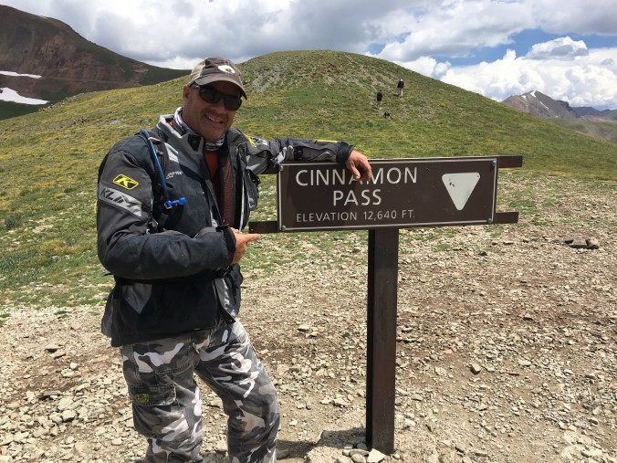 steve at cinnimon pass